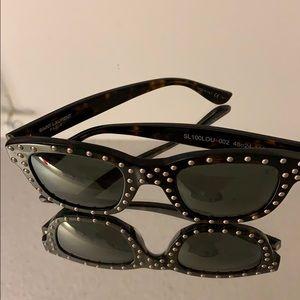 YSL surf studded sunglasses